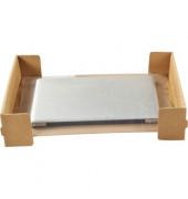 Einleger für Versandkarton für Notebook 17 Zoll 410x275 mm braun 1 Stück