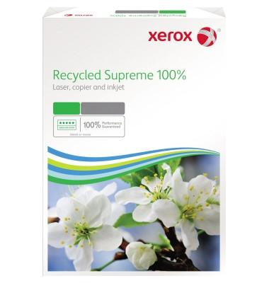 Recycled Supreme A4 80g Recyclingpapier 500 Blatt hochweiß