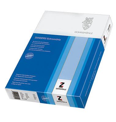Briefpapier Gohrsmühle 12338 DIN A4 weiß 100 Bl./Pack.