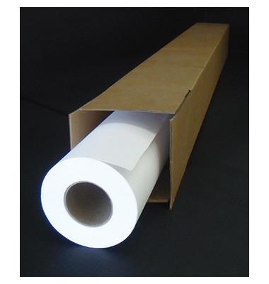 Plotterpapier 61cmx50m 90g weiß