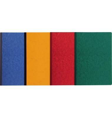 Spaltenbuch 17060E A4 40 Blatt mit Kopfleiste 6 Spalten über 1 Seite