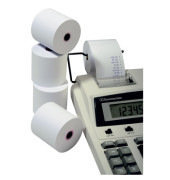 Kassenrollen 1900 57mm x 40m Kern-Ø 12mm weiß 5 Stück