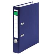 Ordner A4 blau 50mm schmal Kunststoff