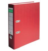 Ordner A4 rot 80mm breit Kunststoff