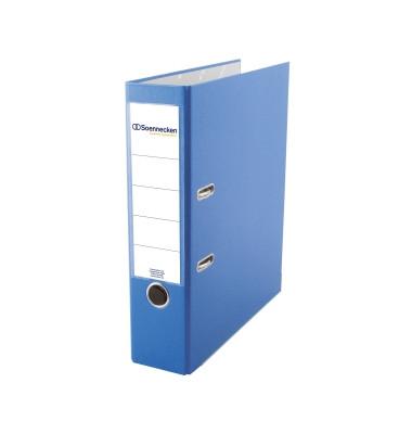 3333 blau Ordner A4 80mm breit