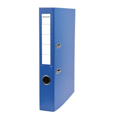 3382 blau Ordner A4 50mm schmal