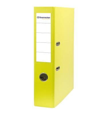 3362 gelb Ordner A4 70mm breit