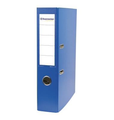 3365 blau Ordner A4 70mm breit
