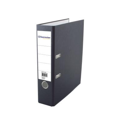 3360 schwarz Ordner A4 80mm breit