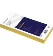 Trennstreifen 1593 gelb gelocht 240x105mm 100 Blatt