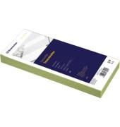 Trennstreifen 1591 grün gelocht 240x105mm 100 Blatt