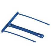Abheftbügel Bankers Box ProClip 0089801 100mm blau 50 St./Pack.