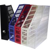 Stehsammler 1556 DIN A4 PS glasklar