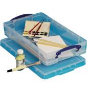 Aufbewahrungsbox 6C 46,5x8,5x27cm 6l transparent