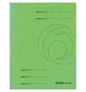 Schnellhefter 1090 A4 intensiv hellgrün 355g Karton kaufmännische Heftung / Amtsheftung bis 250 Blatt