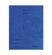 Spiral-Schnellhefter 1090 A4 blau 355g Karton kaufmännische Heftung bis 300 Blatt