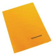 Sammelmappe 1476 DIN A4 3Klappen Karton gelb