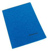 Sammelmappe 1478 DIN A4 3Klappen Karton blau