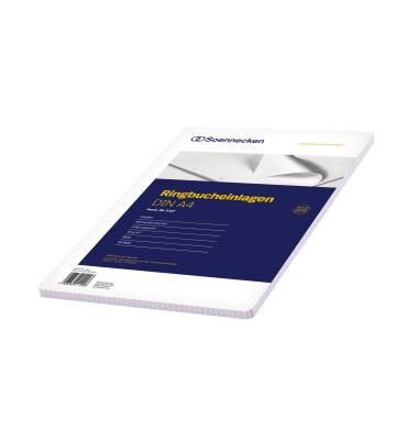 Ringbucheinlage 2317 DIN A4 70g kariert 50 Bl./Pack.