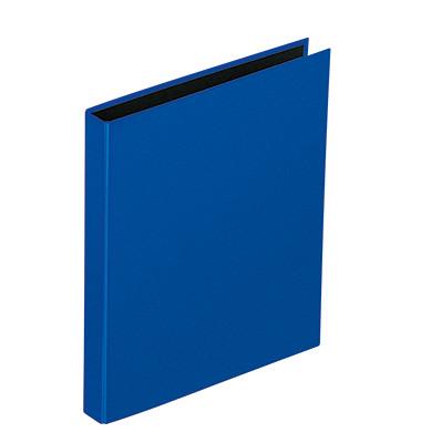Ringbuch Basic Colours 20406-06 DIN A5 2Ringe PP blau