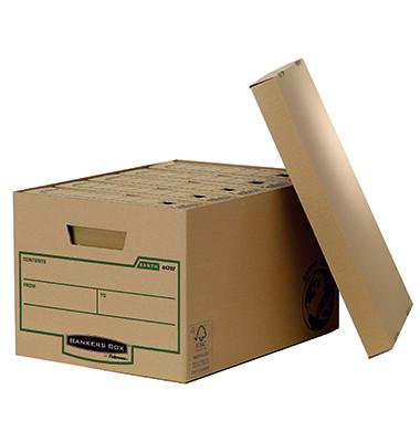 Fellowes Arvchivbox Bankers Box Earth Series 4470701 braun