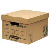 Archivbox Bankers Box Earth Series 4472401 Karton braun