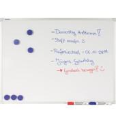 Whiteboard 4816 80 x 60cm lackiert Aluminiumrahmen