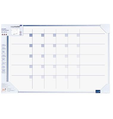 Monatsplaner Accents Linear Cool 7-489500 90x60cm