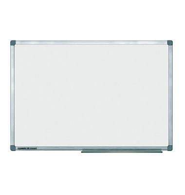 Whiteboard Economy 150 x 100 cm lackiert Aluminiumrahmen