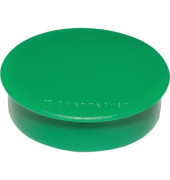 Magnet 4802 rund 32mm grün 10 St./Pack.