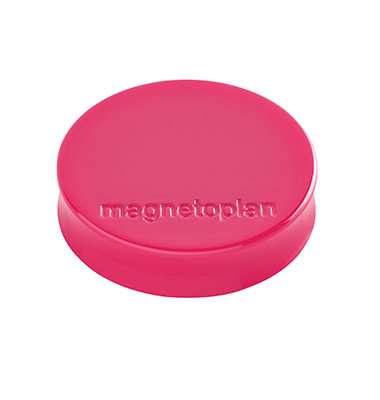 Magnet Ergo Medium 1664018 30mm pink 10 St./Pack.