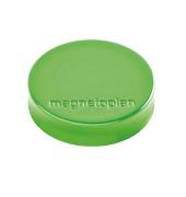 Magnetoplan Magnet Ergo Medium 16640105 30mm maigrün 10 St./Pack.