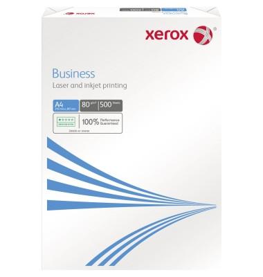Business 4-fach gelocht A4 80g Kopierpapier weiß 500 Blatt