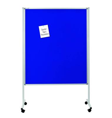 Multiboard Mobil XL 7-210600 120x150cm blau
