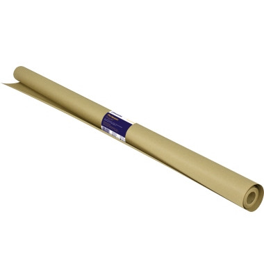 Packpapierrolle 3561 braun 100cm x 5m