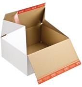 Versandkarton Premium 389x320x324 mm braun 1 Stück