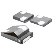 Versandschachtel 322x288x80 mm grau 1 Stück