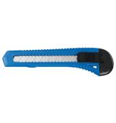 Cutter OFFICE E-84003 00 18mm Kunststoff blau/schwarz