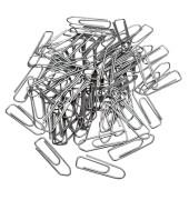 Büroklammern 1350, 26mm, Metall verzinkt silber, 100 Stück