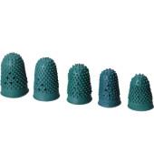 Blattwender Größe 3 grün Ø 1,9cm mit Gumminoppen