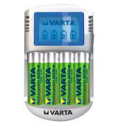 Akkuladegerät Power LCD Charger 57070201451 +4xAA 2.600mAh