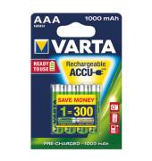 Akku Professionlal 5703301404 Micro AAA 1.000mAh 4 St./Pack.