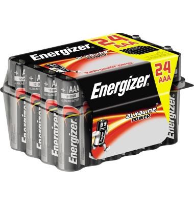 Batterie Alkaline Power Micro / LR03 / AAA 24  Stück