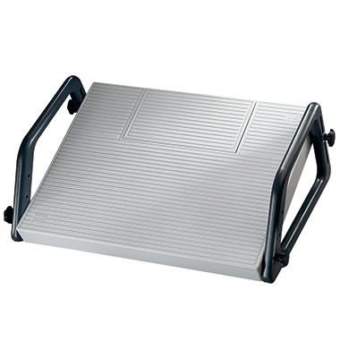 Fußstütze Relax 2266 45x35cm Polystyrol lichtgrau