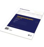 Transparentpapier 1230 DIN A4 80g 50Blatt