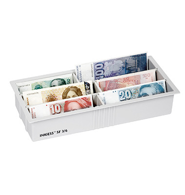 Geldbehälter 33x15,0x6,5