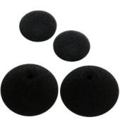 Ohrpolster für Kopfhörer E62 schwarz 1 Pack(4 Polster)