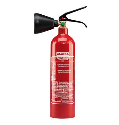 Feuerlöscher KS2 SBS 2kg CO2