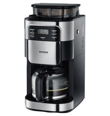 KA4810 Kaffeemaschine Mahlwerk schwarz