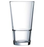 Longdrinkglas STACK UP 384-2376 0,35l glasklar 6 St./Pack.